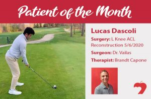 Patient of the Month June